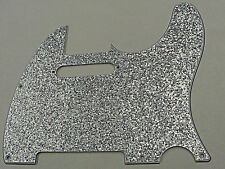 D'ANDREA PRO TELECASTER PICKGUARD 8 HOLE SILVER SPARKLE MADE IN THE USA