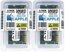 4GB 2 x 2GB PC2-5300 667 Memory RAM for Mid 2007 APPLE MacBook Pro iMac Mac Mini