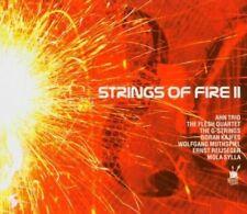 Strings of Fire II (2004) G-Strings, Wolfgang Muthspiel, Ahn Trio, Ernst .. [CD]