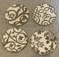 "Southern Living At Home TERRACE 7"" Salad Dessert Plates Set of 4"