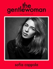 The GENTLEWOMAN Magazine #15 S/S 2017 Sofia Coppola Inez & Vinoodh  NEW