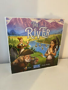 The River Days Of Wonder Game New Sealed