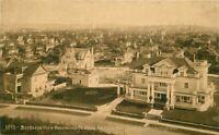 Birdseye Mitchell Capitol Hill Residences Seattle Washington C1910 Postcard 7414