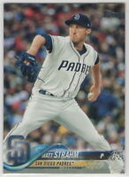 2018 Topps San Diego Padres Complete Team Set Series 1 2 and Update 30 cards