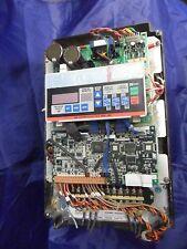 NICE RELIANCE 2GU41005 GP2000 5HP AC V*S DRIVE 3 PH Output 460VAC 8.2 A. 1F 6.5