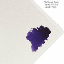 """Fabriano Artistico Watercolor Paper 300 lb Cold Press 10-Pack 22x30"""" Extra White"""
