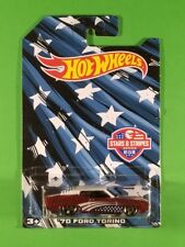 Hot Wheels - '70 Ford Torino (Red) [1/10 - Stars & Stripes]