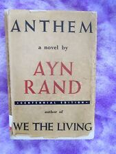 Anthem by Ayn Rand 2004 Paperback Centennial Edition Anniversary
