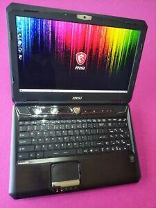 MSI GT60 Pro 3K laptop I7-4810mq 2.8-3.8Ghz 16GB 512GB NVIDIA P3000 6GB AX200NGW