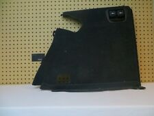 Used BMW E53 X5 & X3 Black Rear right Trunk Panel OEM good used part
