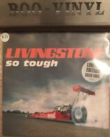 """Livingstone – So Tough [Green Vinyl 7"""" Single] Ex Con"""