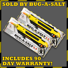 Authentic Bug-A-Salt Yellow 2.0 Duo! Full Warranty *Direct From Manufacturer*