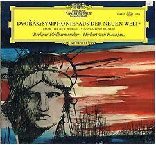 Dvorak: Sinfonia N.9 Dal Nuovo Mondo / Karajan, Berliner - LP Dgg