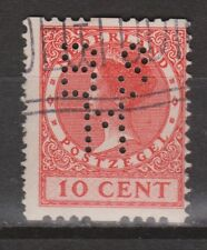 R10 Roltanding 10 used PERFIN BSM Nederland Netherlands Pays Bas syncopated
