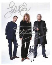 Led Zepplin Band Signed 8x10 Autographed Photo reprint