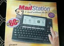 Vintage Cidco Mailstation Email Fortified Yahoo Home Travel Networking Station