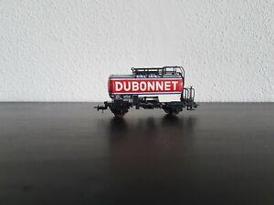 Wagon à essieux Dubonnet Roco 4337F