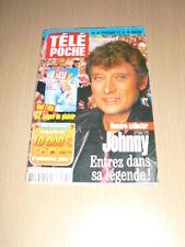 JOHNNY HALLYDAY Télé poche N°1948 juin 2003