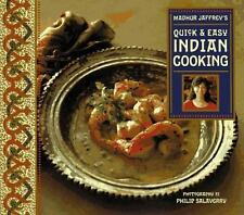 Madhur Jaffrey's Quick And Easy Indian Cooking by Jaffrey, Madhur