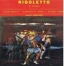 Verdi RIGOLETTO Poggi Protti - (Tokyo) 3 LP box private