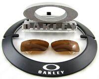 NEW OEM Oakley Brown Iridium Lenses For Gascan Sunglasses Original Factory 90