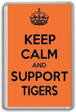 KEEP CALM AND SUPPORT TIGERS, CASTLEFORD TIGERS RUGBY LEAGUE TEAM Fridge Magnet
