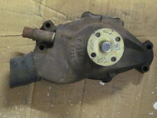 Chevy Small Block Water Pump Core GM 1962  #3782608 1 4 62