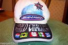 NASCAR Vintage PBR Bud Light World Challenge Hat 100-423 USED