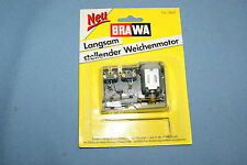 BRAWA 3680 Slow speed Turnout motor