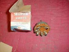 NOS MOPAR 1949 CHRYSLER DESOTO HEADLIGHT  SWITCH
