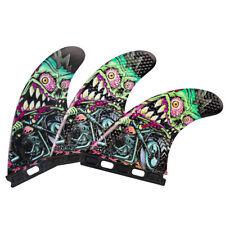 3Dfins - Rider (Futures) - Medium - Thruster - Surfboard Fins - New