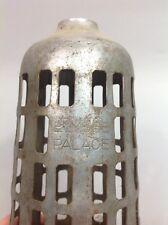 Rare CAGE protection grille Siphon ancien Eau de Seltz ÉLYSÉE PALACE Vichy