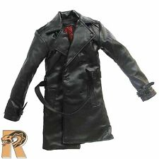 Gangsters Kingdom Spade J - Leather Over Coat - 1/6 Scale DAMTOYS Action Figures
