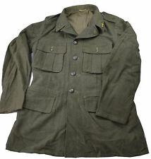 VRAIE Veste suédoise M39 swedish wool  jacket WWII 4 POCHES datées 40 à 49 T 100
