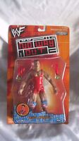 Rare WWF No Way Out Kurt Angle Action Figure From Jakks Pacific 2001 NEW t982