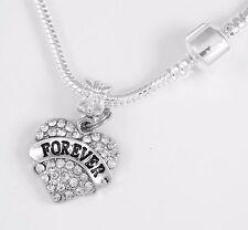 chain Forever Present Love Pendent Forever Necklace Forever Gift Forever