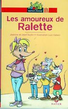 Les Amoureux de Ralette * RATUS ROUGE 44 * CE1 * Premières lectures