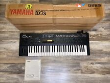 Yamaha DX7S Classic FM Synthesier In Absolute Perfect Shape W/Box And Manuals