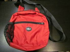 "Eagle Creek 10"" x 10 x 4"" Wayfinder Multiuse Travel Camping Crossbody Bag - Red"