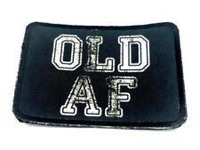 Old AF sublimiert Airsoft Klettverschluss Moral Flicken Patch