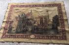 "Vintage Beautiful Belgium Wall Tapestry-Brugge 55"" X 38"""