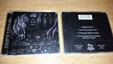 Crypt Lurker - Baneful Magic, Death Worship ... - CD UK Black Doom Metal