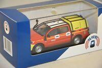 Alarme 13 - Ford RANGER DOUBLE CABINE 2016 POMPIER SDIS 13 BOUCHES DU RHONE 1/43