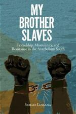 My Brother Slaves: Friendship, Masculinity, and Resistance in the Antebellum Sou