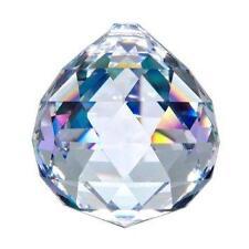 70mm Asfour Clear Lead Crystal Chandelier Ball Wedding Prism Suncatcher Pendant