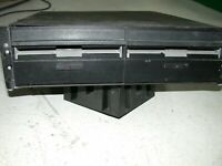 Data Systems Design Model 430, Dual 8 inch floppy disc drives in cabinet 115VAC