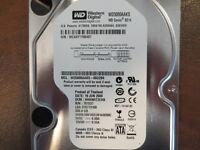 """Western Digital WD5000AAKS-00D2B0 DCM:HHRNHT2CHB 500gb 3.5"""" Sata Hard Drive"""