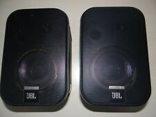 JBL Kompakt Lautsprecher Control 1G, Boxen, schwarz, Set