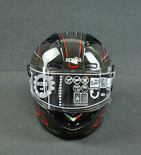 NEW GENUINE APRILIA, RSV4 CARBON - HELMET/ SIZE - XS - 54cm  899577  GB