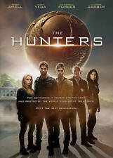 Sealed- The Hunters DVD with Free Shipping